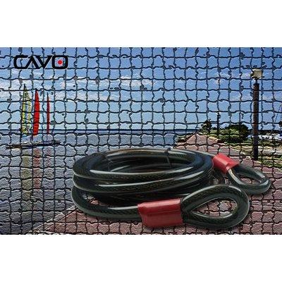 Cavo Kabelschloss 2 meter Sicherheitsschloss XL