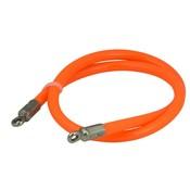 Slimline Tuinmeubel kabels 80cm oranje