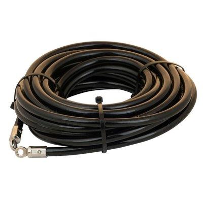 Slimline Tuinmeubel kabels 10m zwart