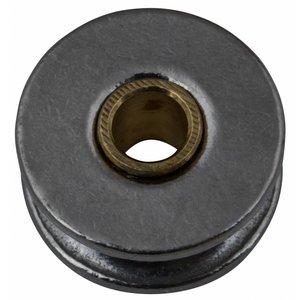 Edelstahl Riemenscheibe 25mm