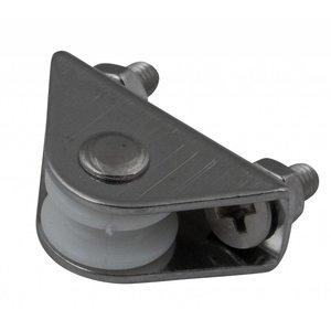 Blockseilrolle  30mm Edelstahl