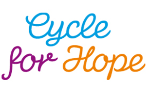 Cycle for Hope - Egbert Jonkers