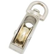 Blockseilrolle drehbar 25mm