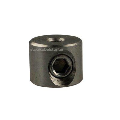 Draadklem Edelstahl 4mm Sechskantschraube
