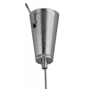 Technx Drahtseilhalter Kegel