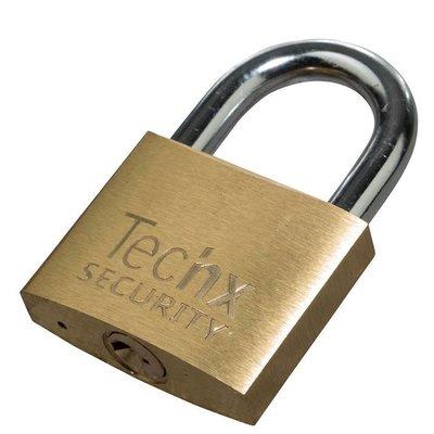 Technx Vorhängeschloss mit gleichem Schlüssel 50mm technx