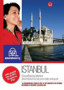 SoundSeeing SoundSeeing Istanbul - Beleef Istanbul met uw persoonlijke audioguide