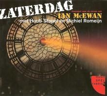 Ian McEwan Zaterdag - Hoorspel met Huub Stapel en Michiel Romeijn