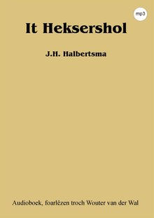 J.H. Halbertsma It Heksershol