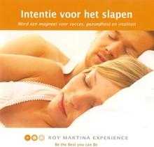 Roy Martina Intentie voor het slapen - Word een magneet voor succes, gezondheid en vitaliteit