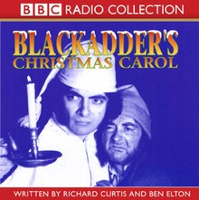 Richard Curtis Blackadder's Christmas Carol