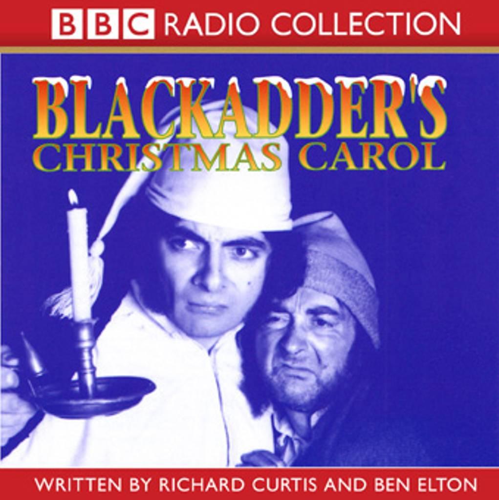 Blackadder's Christmas Carol luisterboek van Richard Curtis bij 123luisterboek.nl