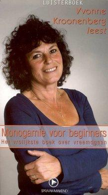 Yvonne Kroonenberg Monogamie voor beginners - Het vrolijkste boek over vreemdgaan