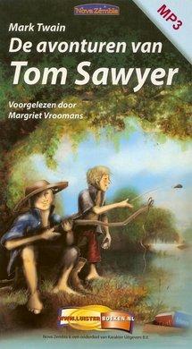 Mark Twain De avonturen van Tom Sawyer - Voorgelezen door Margriet Vroomans