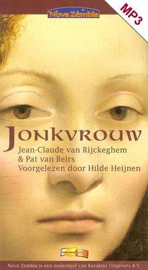 Jean-Claude van Rijckeghem Jonkvrouw - Voorgelezen door Hilde Heijnen