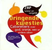 Theater Instituut Nederland Dringende kwesties - Cabaretiers over god, oranje, sex en andere zaken