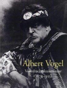 Theater Instituut Nederland Albert Vogel Voordrachtskunstenaar