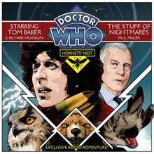 Paul Magrs Doctor Who: Hornets' Nest 1 - The Stuff of Nightmares - Dramatisation