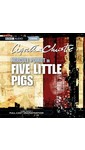 Agatha Christie Hercule Poirot in Five Little Pigs