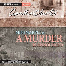 Agatha Christie Miss Marple in A Murder Is Announced - Dramatisation