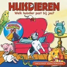 Ernst, Bobbie en de rest Luister & Leer 7 - Huisdieren - Welk huisdier past bij jou?