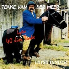 Teake van der Meer 40 jier lytse Teake van der Meer - Frysk hinder