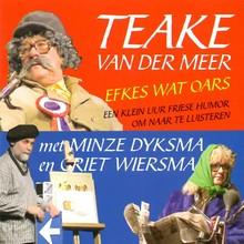 Teake van der Meer Efkes wat oars - Met Minze Dyksma en Griet Wiersma