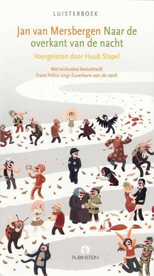 Jan van Mersbergen Naar de overkant van de nacht - Met exclusieve bonustrack! Frans Pollux zingt Euverkant van de nach