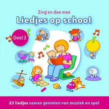Félice van der Sande Liedjes op schoot deel 2 - Zing en doe mee