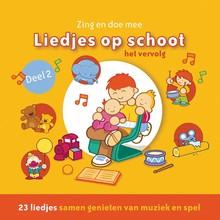 Félice van der Sande Liedjes op schoot, het vervolg deel 2 - Zing en doe mee