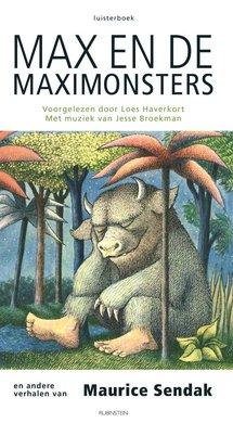 Maurice Sendak Max en de Maximonsters - en andere verhalen van Maurice Sendak. Voorgelezen door Loes Haverkort. Met muziek van Jesse Broekman
