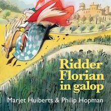 Marjet Huiberts Ridder Florian in galop