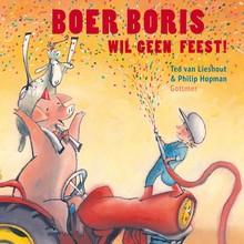 Ted van Lieshout Boer Boris wil geen feest