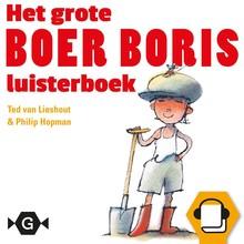 Ted van Lieshout Het grote Boer Boris luisterboek