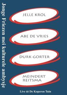 Jelle Krol Jonge Friezen mei kulturele ambysje - Sympoasium ûnder de titel Fryslân en de wrâld 2.0 mei fjouwer lêzings oer ferskate aspekten fan (de ynfloed fan) Douwe Kalma