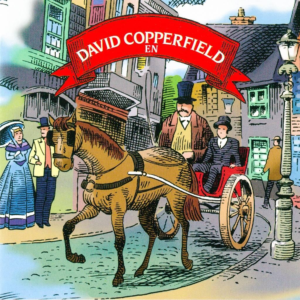 Essay/Term paper: David copperfield