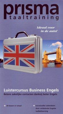 Willy Hemelrijk Luistercursus Business Engels - Betere zakelijke contacten dankzij beter Engels (serie: Prisma Taaltraining)