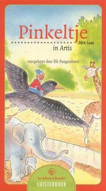 Dick Laan Pinkeltje in Artis