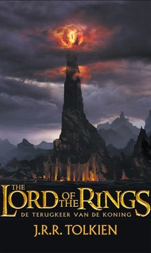 J.R.R. Tolkien In de ban van de ring 3 - De terugkeer van de koning - The Lord of the Rings 3