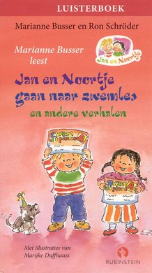Marianne Busser Jan en Noortje gaan naar zwemles - Jan en Noortje en andere verhalen