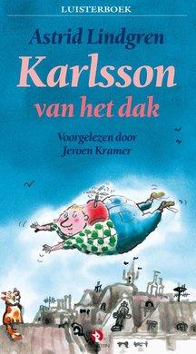 Astrid Lindgren Karlsson van het dak