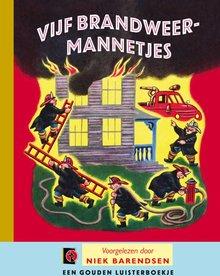 Margaret Wise Brown Vijf brandweermannetjes - Een Gouden Luisterboekje (serie)