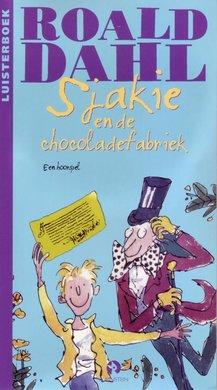 Roald Dahl Sjakie en de chocoladefabriek - Een hoorspel