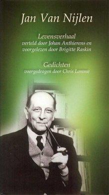 Johan Anthierens Jan Van Nijlen - Levensverhaal & Gedichten