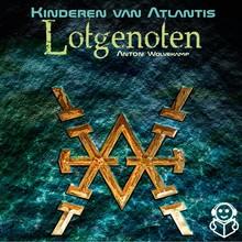 Anton Wolvekamp Kinderen van Atlantis Boek 1 - Lotgenoten