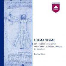 Paul Cliteur Humanisme - Een hoorcollege over vrijdenken, atheïsme, politiek en moraal