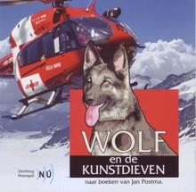 Jan Postma Wolf en de kunstdieven