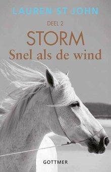 Lauren St John Storm 2 Snel als de wind