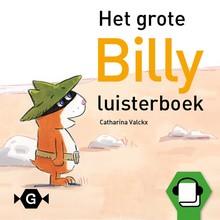 Catharina Valckx Het grote Billy luisterboek