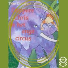 Thea Dubelaar Dappere Chris in het enge circus